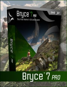 Bryce Download - Bryce 7 Pro