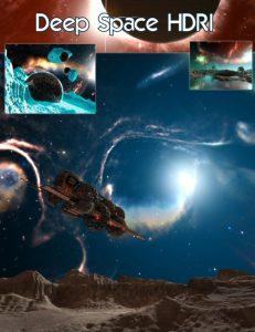 Bryce Download - Bryce 7 Pro Deep Space HDRI 1