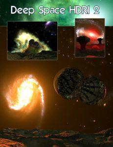 Bryce Download - Bryce 7 Pro Deep Space HDRI 2