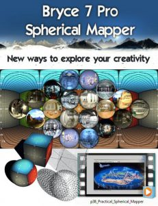 Bryce Download - Bryce 7 Pro Spherical Mapper