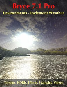Bryce Download - Bryce 7.1 Pro - Environments - Inclement Weather