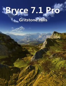 Bryce Download - Bryce 7.1 Pro - Gritstone Hills
