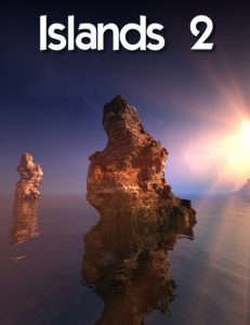 Bryce Download - Bryce 7.1 Pro - Islands 2 Including Skydomes