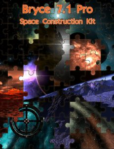 Bryce Download - Bryce 7.1 Pro - Space Construction Kit