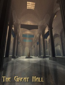 Bryce Download - Bryce Masters Series: Great Hall