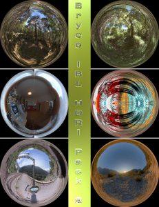 Bryce Download - HDRI Pack 2