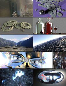 Bryce Download - HDRI Scene Files 1