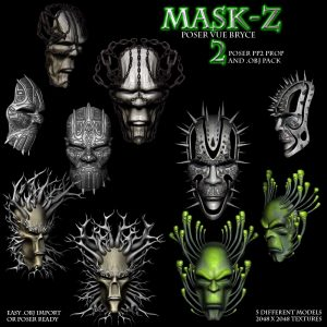 Bryce Download - Mask-Z 2