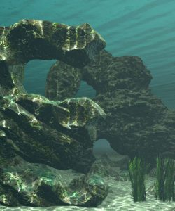 Bryce Download - Sea Scapes: Bryce Rocks and Lattices