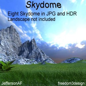 Bryce Download - Skydome