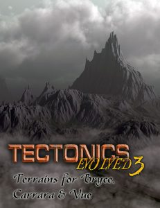 Bryce Download - Tectonics Evolved Vol 3 Fantasy